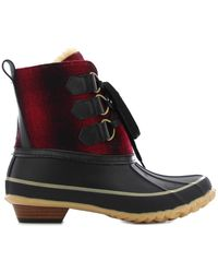 Chooka - Ballard Buffalo Duck Boot - Lyst