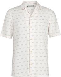 AllSaints Allsaints Snakeyes Shirt - White