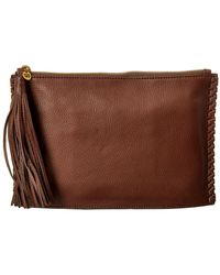 Hobo - Spark Leather Clutch - Lyst