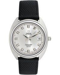 Omega Omega 1970s Men's Seamaster Cosmic 2000 Watch - Metallic