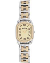 Hermès Hermes Ladies Rallye Watch, Circa 2000s - Metallic