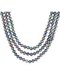 Splendid - 6-6.5mm Freshwater Pearl Endless Necklace - Lyst