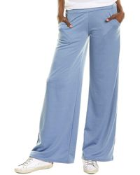 Melissa Masse Wide Leg Pant - Blue