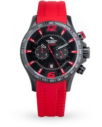Strumento Marino Hurricane Chronograph Silicon Watch - Multicolour