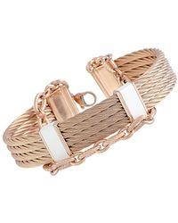 Charriol Stainless Steel Bracelet - Metallic