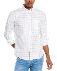 J.Crew Stretch Oxford Woven Shirt - White