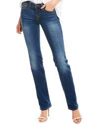 True Religion Billie Tried N True Blue Straight Leg Jean