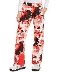 Spyder Winner Regular Pant - Red