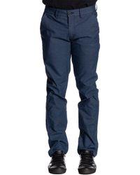 Ezekiel Gridlock Pant - Blue
