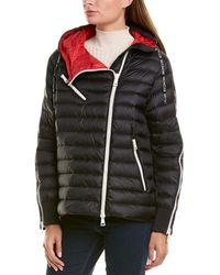 Moncler Stockholm Down Coat - Black