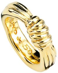Uno De 50 - Unode50 Oro Plated Swarovski? Crystal Ring - Lyst