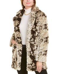 Apparis Sydney Short Jacket - White