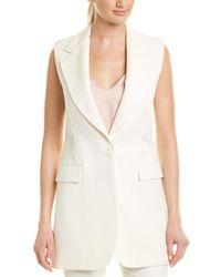 Stella McCartney Wool Vest - White