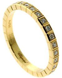 Chopard Chopard 18k 0.31 Ct. Tw. Diamond Ring - Metallic