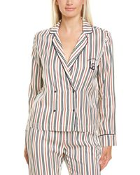 Love Stories Vigo Pyjama Jacket - White