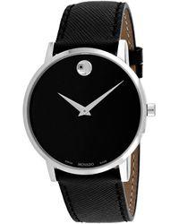 Gucci Museum Watch - Black