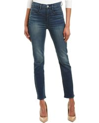 3x1 Jesse Lana Straight Leg - Blue