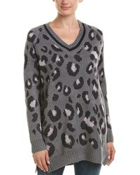 Romeo and Juliet Couture - Intarsia Jumper - Lyst