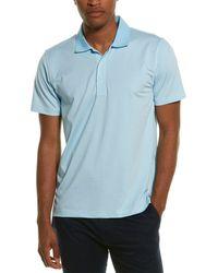 J.McLaughlin Fairhope Shirt - Blue