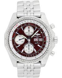 Breitling 2000s Bentley Watch - Metallic