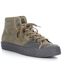 Fly London Suede Sneaker - Gray