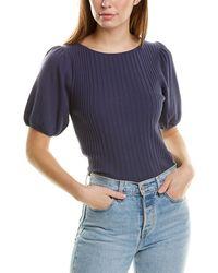 DEMYLEE Jeanie Top - Purple