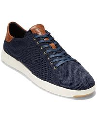Cole Haan Grandpro Tennis Stitchlite Sneaker - Blue