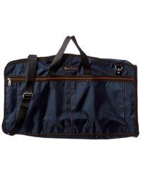 Robert Graham Camber Garment Carrier - Blue