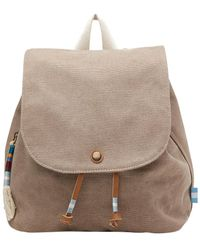 TOMS - Canvas Mini Backpack - Lyst