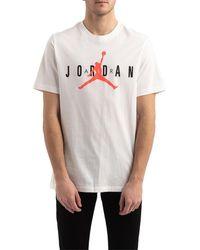 Nike Jordan Air Wordmark T-shirt - White
