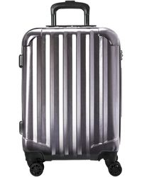 Genius Pack Supercharged Carry On Spinner - Multicolour