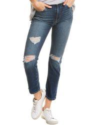 Joe's Jeans Joe?s Jeans Ferryland High-rise Straight Ankle Cut Jean - Blue