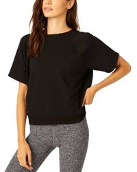 Beyond Yoga Solid Choice Pullover - Black
