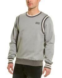 Ovadia Varsity Sweatshirt - Gray