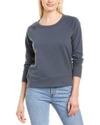 James Perse Classic Sweatshirt - Grey