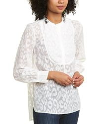 French Connection Asante Top - White