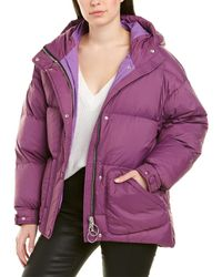 Ienki Ienki Michlin Puffer Jacket - Purple