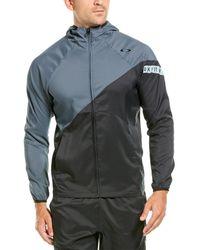 Oakley Enhance Double Hoodie Jacket - Gray