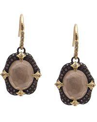 Armenta Old World 18k & Silver 1.34 Ct. Tw. Diamond & Gemstone Drop Earrings - Multicolor