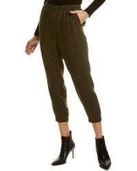 Vince Pull-on Pant - Green