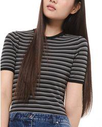Michael Kors Collection Knit Bodysuit - Grey
