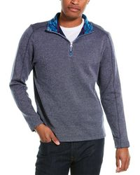 Robert Graham The Getty Pullover - Blue
