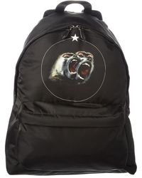 Givenchy - Monkey Brothers Backpack - Lyst