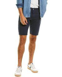 Hudson Jeans Rex Sapphire Navy Short - Blue