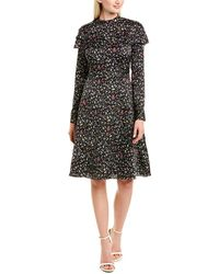 Teri Jon By Rickie Freeman A-line Dress - Black