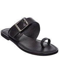 Seychelles Honorable Mention Leather Sandal - Black