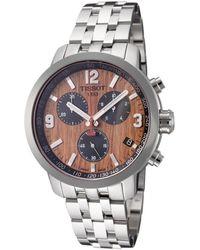 Tissot T-sport Watch - Metallic