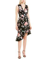 Dress the Population Bijou A-line Dress - Black