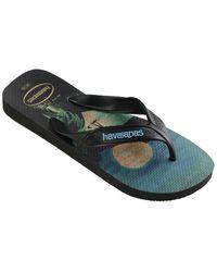 Havaianas Surf Sandal Flip Flop - Blue