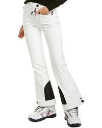 Moncler Ski Pant - White